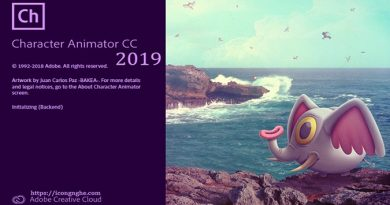 Download Adobe Character Animator CC 2019 Mới Nhất