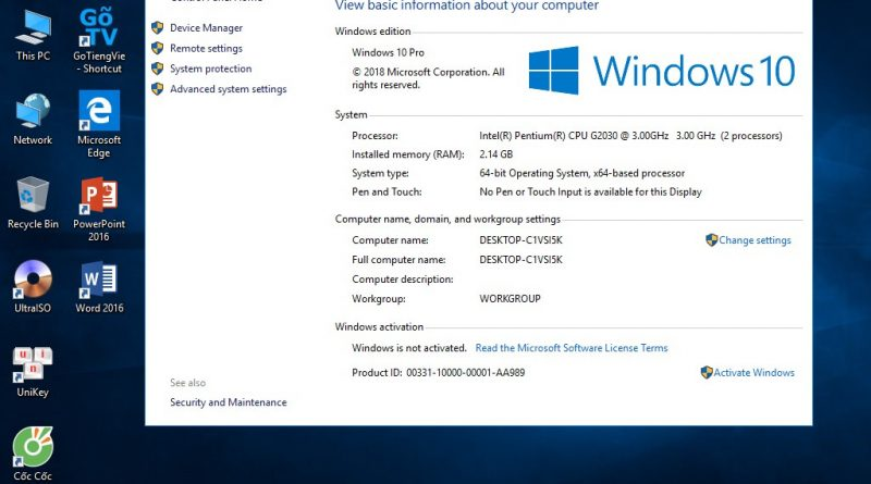 Ghost win 10 Pro Rs4 build 1803.17133.1 (X86-x64)_MBR & UEFI 1