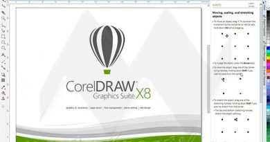 [Download] Tải CorelDRAW Graphics Suite X8 Full Crack Mới Nhất