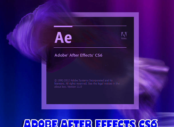 Download Adobe After Effects CS6 Full Crack | Link Google Drive