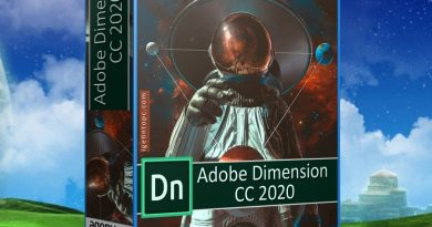 Download Adobe Dimension CC 2020 Mới Nhất