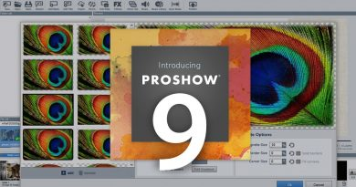 Download ProShow Gold 9 Full Crack