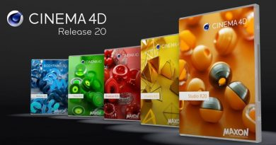 Download Cinema 4D Studio R20