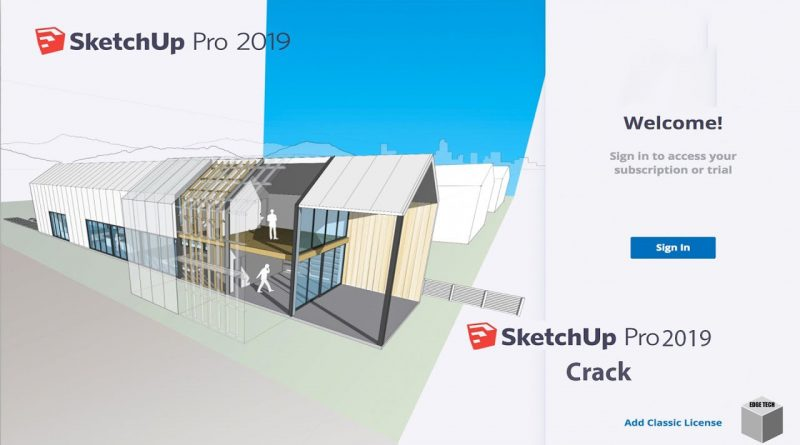 Download SketchUp Pro 2019 Full Crack Link Google Drive