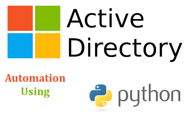Active Directory Automation Using Python
