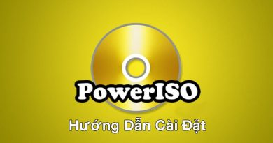 Download phần mềm PowerISO 7.5 Full 8