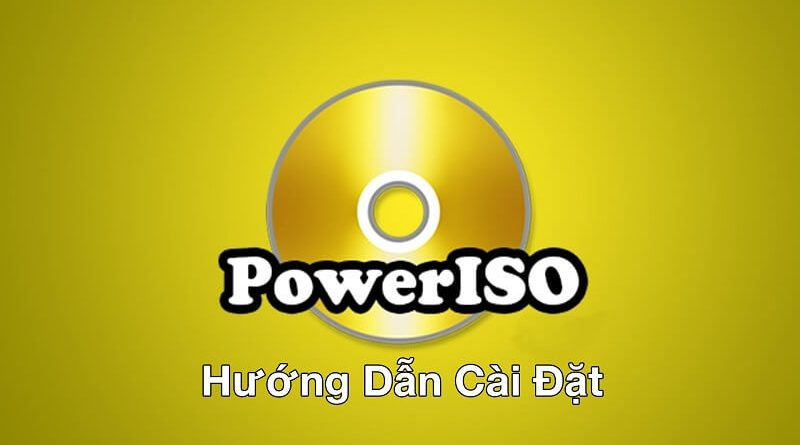 Download phần mềm PowerISO 7.5 Full 1