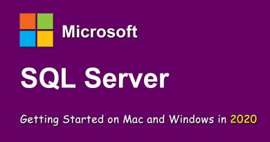 Download Tài liệu SQL Server Database Stored Procedure miễn phí