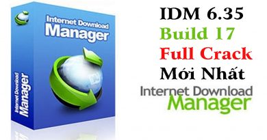 Download IDM 6.35 Build 17 Full Crack