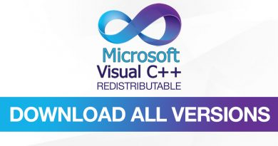 Microsoft Visual C++ Redistributable