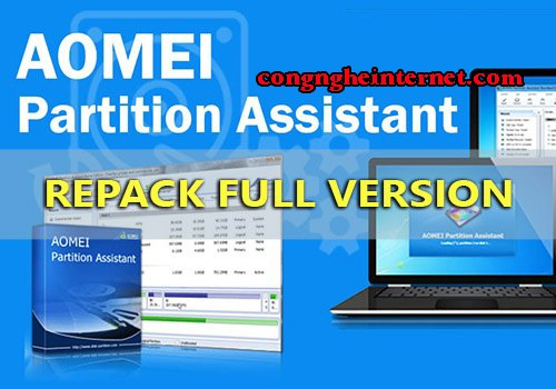 Download AOMEI Partition Assistant 8.6
