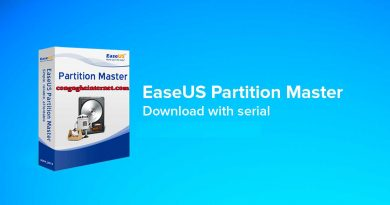 Download EaseUS Partition Master 13.8 Mới Nhất