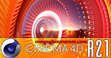 Download Cinema 4D Studio R21 Full Miễn Phí