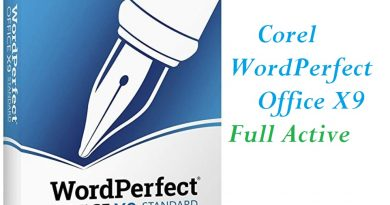 Corel WordPerfect Office X9 Full
