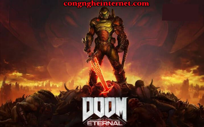 Download game DOOM Eternal full cho PC