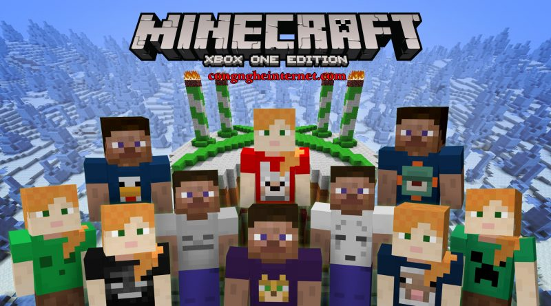 Download Minecraft Cho Android Miễn Phí Mới Nhất