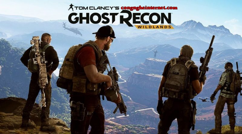 Download game Tom Clancy's Ghost Recon Wildlands