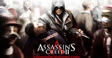 Download game Assassin's Creed 2 full PC + Hướng dẫn cài đặt