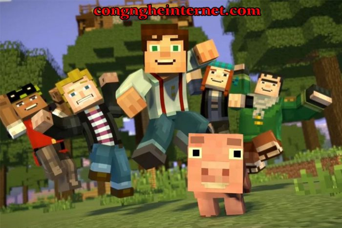 Download Minecraft Cho Android Miễn Phí