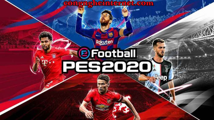 Download game eFootball PES 2020 full PC