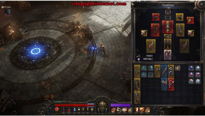 Download game Wolcen Lords Of Mayhem full PC