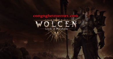 Download game Wolcen Lords Of Mayhem full PC + Hướng dẫn cài đặt