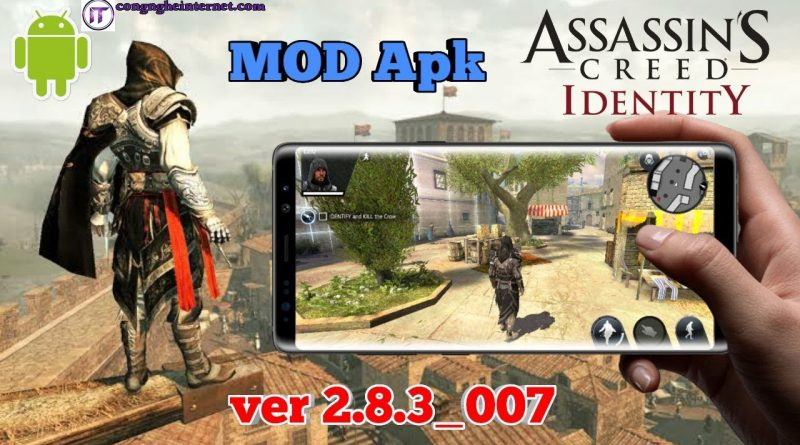 Download Assassin's Creed Identity MOD APK 2.8.3_007