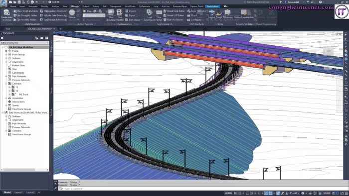 Download Autodesk Infraworks 2020