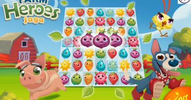Download Farm Heroes Saga Hack Full lives