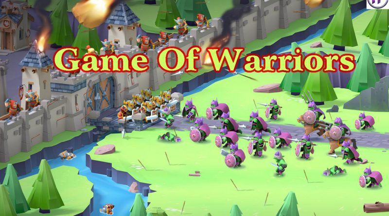 Download Game of Warriors Hack v1.4.2 Full tiền