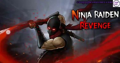 Download Ninja Raiden Revenge Mod v1.6.3 Full tiền (Vô hạn money)
