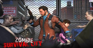 Download Zombie City Survival Hack full tiền Mod Apk