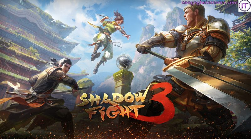 Download game Shadow Fight 3 Mod Apk v1.20.2 (Hack tiền, Đóng băng)