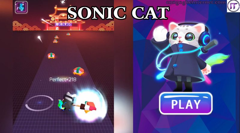 Download game Sonic Cat Hack Mod v1.2.50 Full tiền cho Android