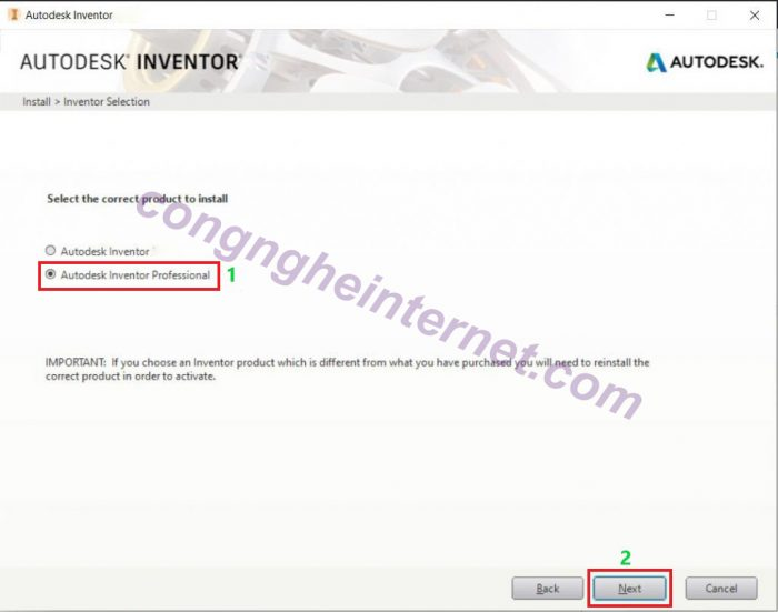 Download Autodesk Inventor 2021