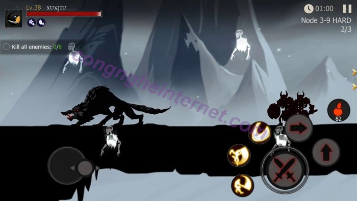 Download game Shadow of Death 2