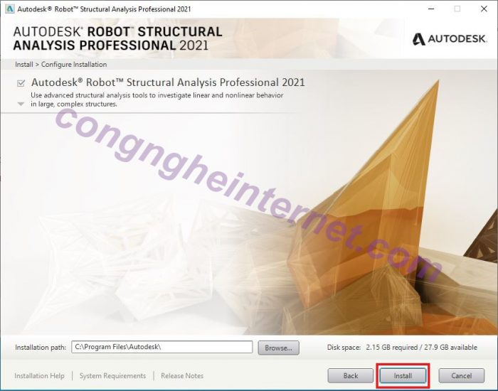 Download Autodesk Robot Structural Analysis Professional 2021
