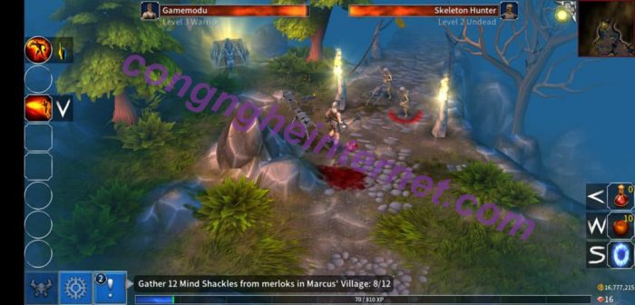 Download Eternium Mod v1.4.54 Full cho Android