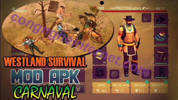 Download game Westland Survival Mod