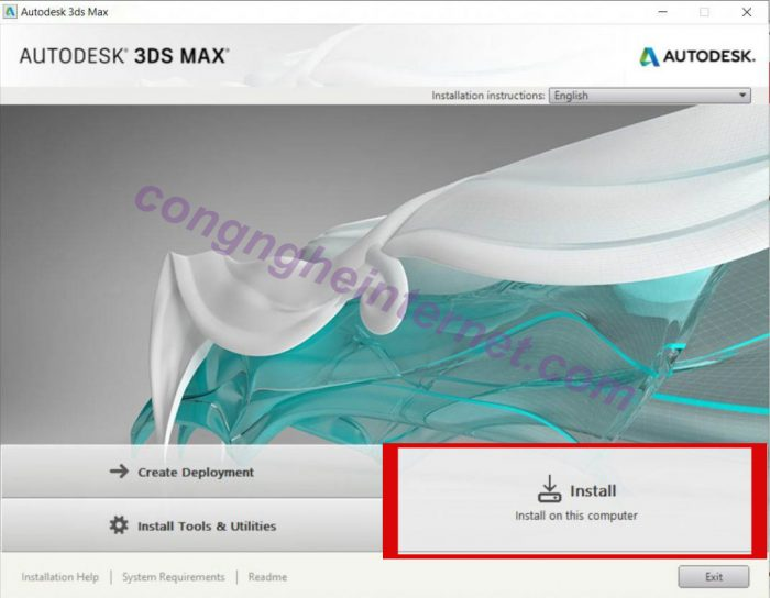 Download Autodesk 3DS Max 2021