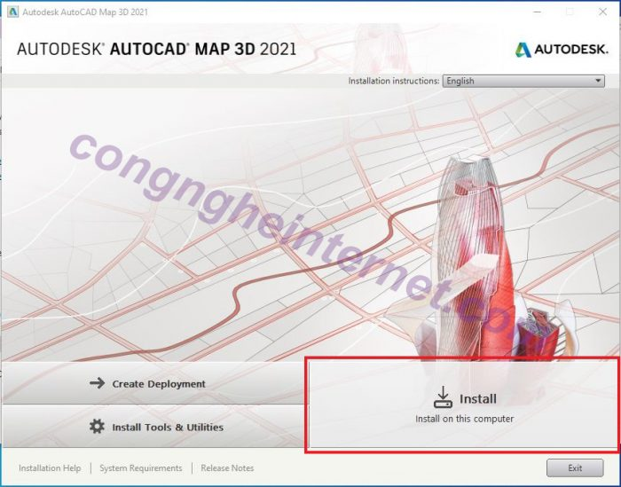 Download AutoCAD Map 3D 2021