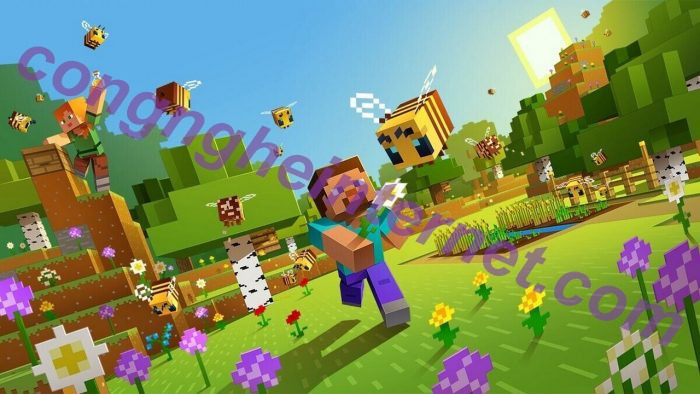 Download game MineCraft PE Hack cho điện thoại android