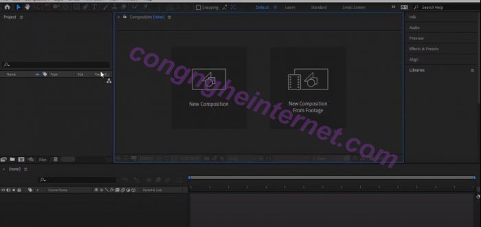 Download Adobe After Effects 2020