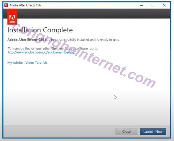 Download Adobe After Effects CS6 Full Crack