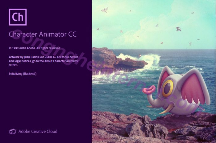 Download Adobe Character Animator CC 2019