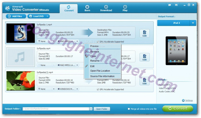Download Aimersoft Video Converter Ultimate 11.7