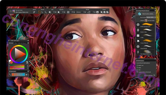 Download Corel Painter 2020 Full
