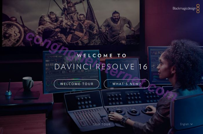 Download DaVinci Resolve Studio 16 Link Google Drive