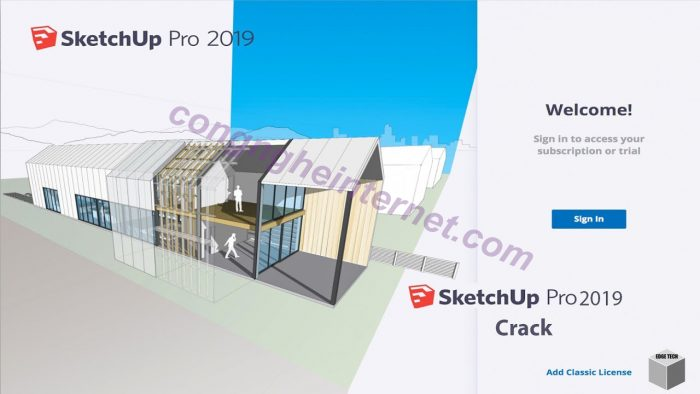 Download SketchUp Pro 2019 Full Crack