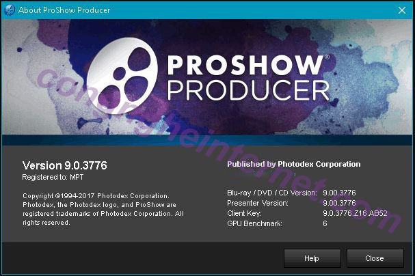 Download ProShow Producer 9